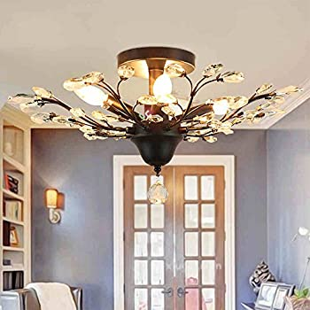 Possini Euro Branch 30 1 2 Quot Wide Ceiling Light Fixture