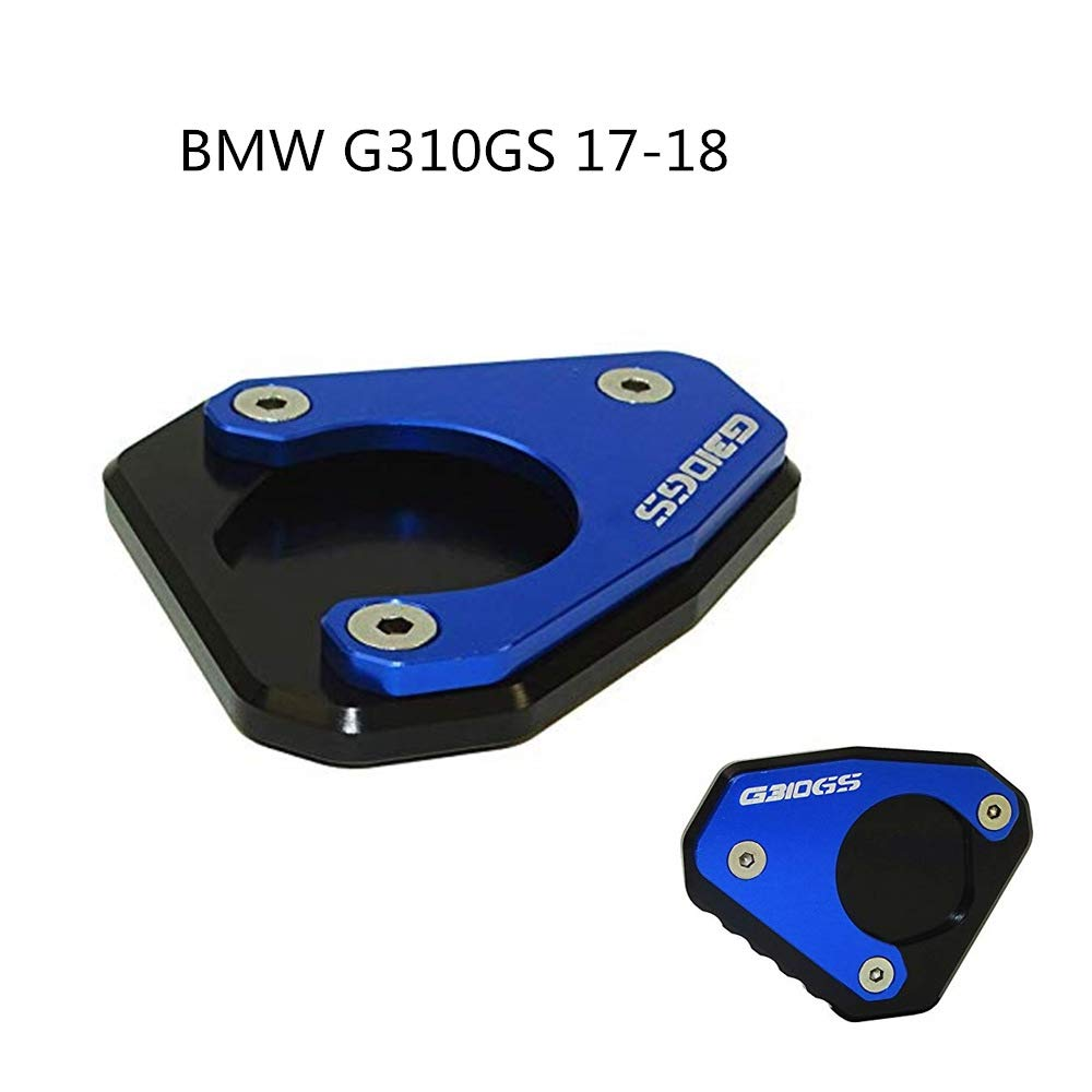 B Blesiya Kickstand Extension Plate Side Stand for Yamaha Super Tenere XTZ1200 2014-18