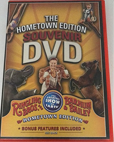 Ringling Brothers Barnum & Bailey Hometown Edition Souvenir ()