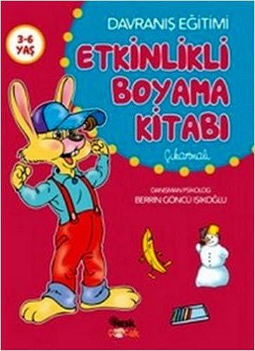 Davranis Egitimi Etkinlikli Boyama Kitabi Kolektif 9789752697553