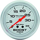 Auto Meter 4404 Ultra-Lite Mechanical Boost Gauge