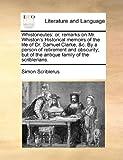 Whistoneutes, Simon Scriblerus, 1140737570