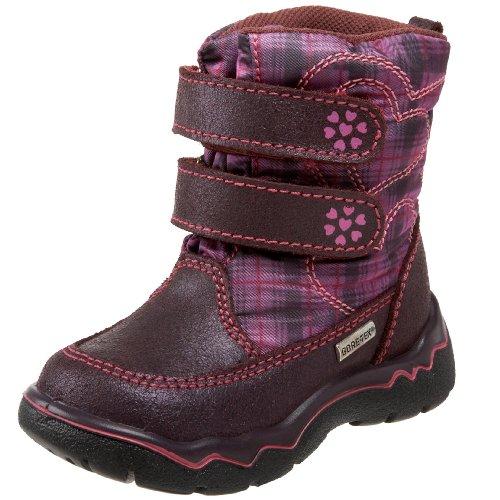 (Primigi Tabata-E Boot (Toddler/Little Kid), Purple Plaid,20 EU (4-4.5 M US Toddler))