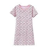 Zegoo Children's Girls Short Sleeve Night Gown 4-5 Years