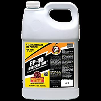 Shooters Choice FP 10 Lubricant Elite 1 Gallon