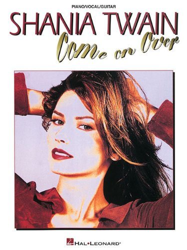 Shania Twain - Come On Over Record Voice Over Music