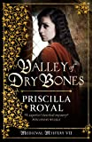 Front cover for the book Valley of Dry Bones by Priscilla Royal