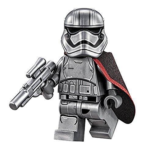 LEGO Star Wars Minifigure - Captain Phasma with Silver Blaster Gun (75103)