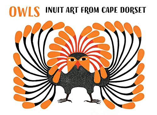 Owls Inuit Art from Cape Dorset Boxed Notecard Assortment