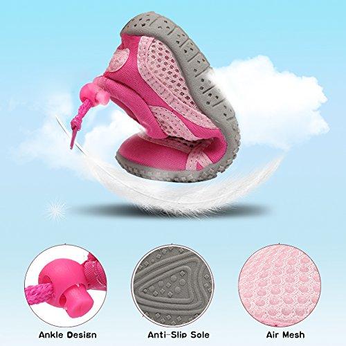 bf92c8466a30 CIOR Boy   Girls  Water Aqua Shoes Swimming Pool Beach Sports Quick ...