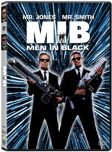 Men in Black - Vhs Black