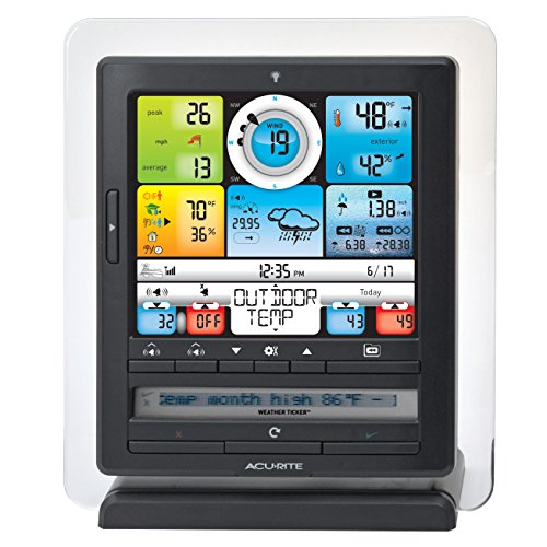 AcuRite 06006M Color Display for 5-in-1 Weather Sensors by AcuRite
