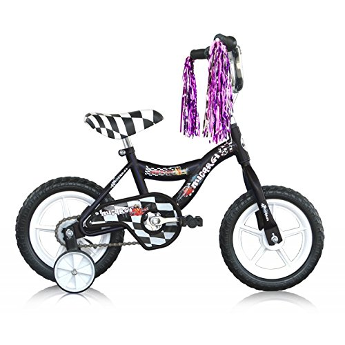 MBR 12 in. Bicycle in Black by Micargi (Image #1)