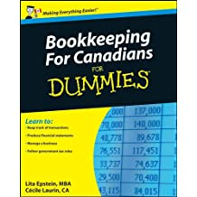 Bookkeeping For Canadians For Dummies®