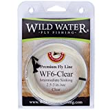 Cheap Wild Water Weight Forward 6-Weight Clear Intermediate Fly Fishing Line, 90 ft.