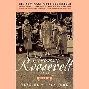 Eleanor Roosevelt, Volume II Audiobook