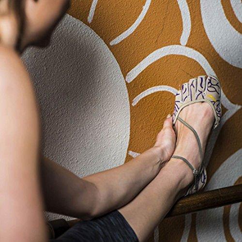 VI mujer de oscuro colores rosa FiveFingers Zapatillas dedos sandalias S Vibram nbsp;para todos originales los I4Zwg1q8Ux