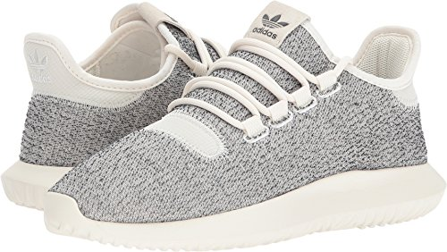adidas Originals Women's Tubular Shadow W Sneaker, White/White/White, 9.5 Medium US by adidas Originals