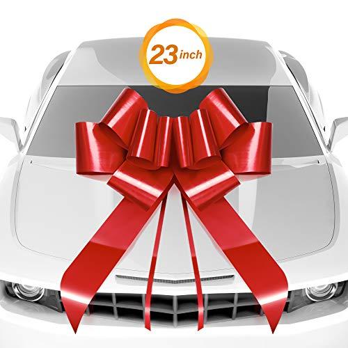 MIFFLIN Big Car Bow, Gift Bows, Giant Bow