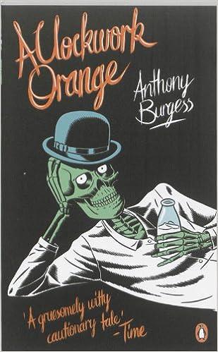 Image result for a clockwork orange book