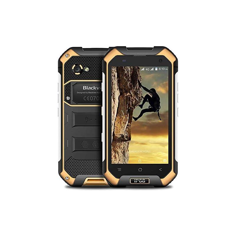 Blackview BV6000s Cell Phones Rugged - I