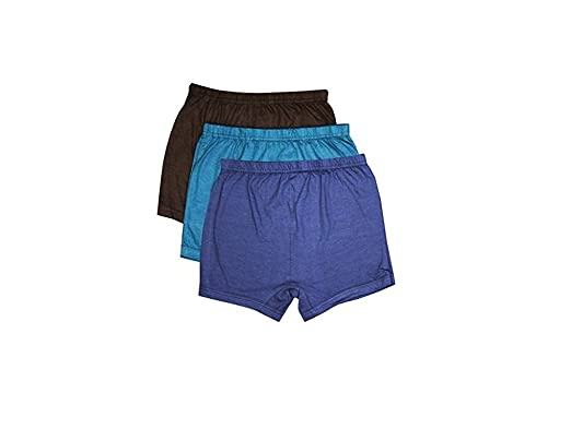 58c7400a1f Amazon.com: Neoteric Multi-Colored Plain Trunk for Boys and Kids - 5 ...