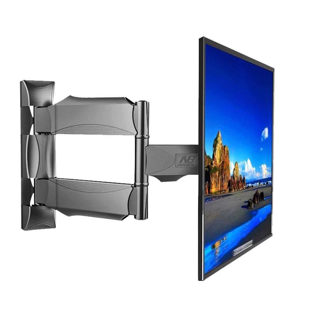GONA TV壁ブラケットマウント - 家具ユニバーサルテレビエンターテイメントセンター、32-55インチLED液晶ディスプレイプラズマ&カーブスクリーン最大VESA 400X400mmおよび35kg耐荷重   B07JMY51L4