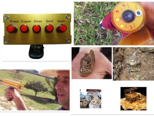 gf-link AKS 3d oro detector de control de microcomputadoras profesional detector de metales detector de largo alcance de búsqueda oro identificar Metal ...