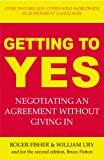 Book Cover for Getting to Yes: The Secret to Successful Negotiation