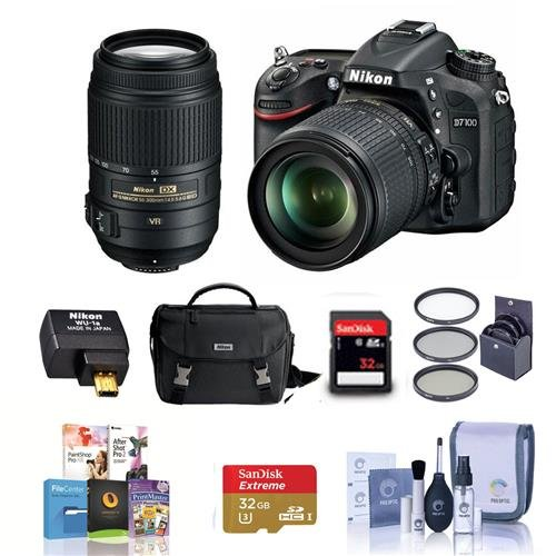 D7100 3 5 5 6G 55 300mm 4 5 5 6G Wireless