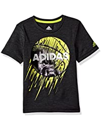 Boys' Short Sleeve Active Tee Shirt