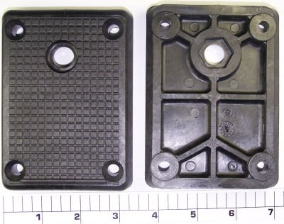 Penn Fixed Base Plate for All Fathom-Master Models
