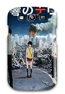 High Quality Shock Absorbing Case For Galaxy S3-zankyou No Terror Art