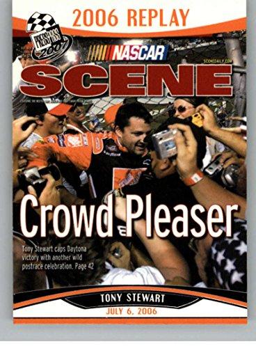 2007 Press Pass #91 Tony Stewart NS -