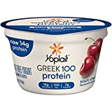 Yoplait Greek 100 Calorie Light Black Cherry, 5.3 oz Review
