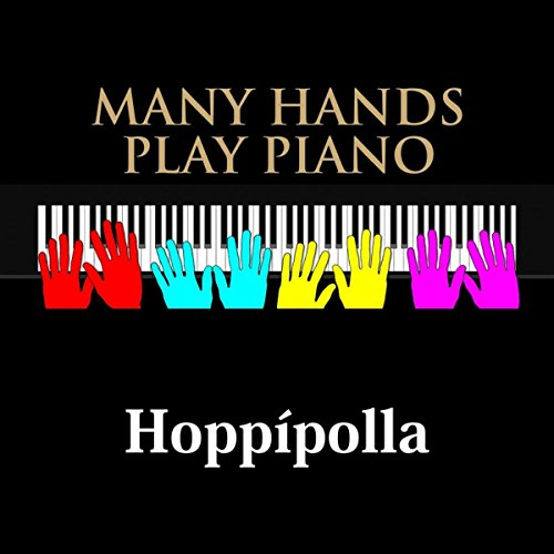 how to play hoppipolla on piano