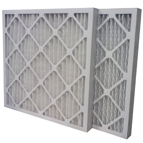US Home Filter SC80-25X25X2 MERV 13 Pleated Air Filter (6 Pack), 25' x 25' x 2' 25 x 25 x 2 Midwest Supply Inc
