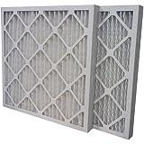 US Home Filter SC80-18X18X2 18x18x2 Merv 13 Pleated Air Filter (6-Pack), 18 x 18 x 2