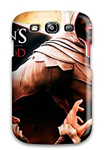 New Assassin's Creed Brotherhood 2011 Tpu Case Cover, Anti-scratch Phone Case For Galaxy S3 8229819K76864014