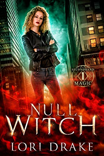 Null Witch: Secondhand Magic #1
