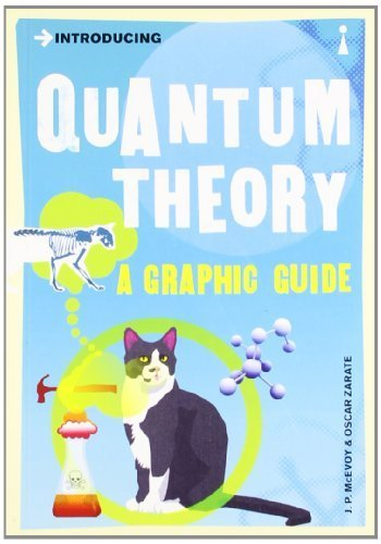 Introducing Quantum Theory: A Graphic Guide by McEvoy. J.P. ( 2007 ) Paperback