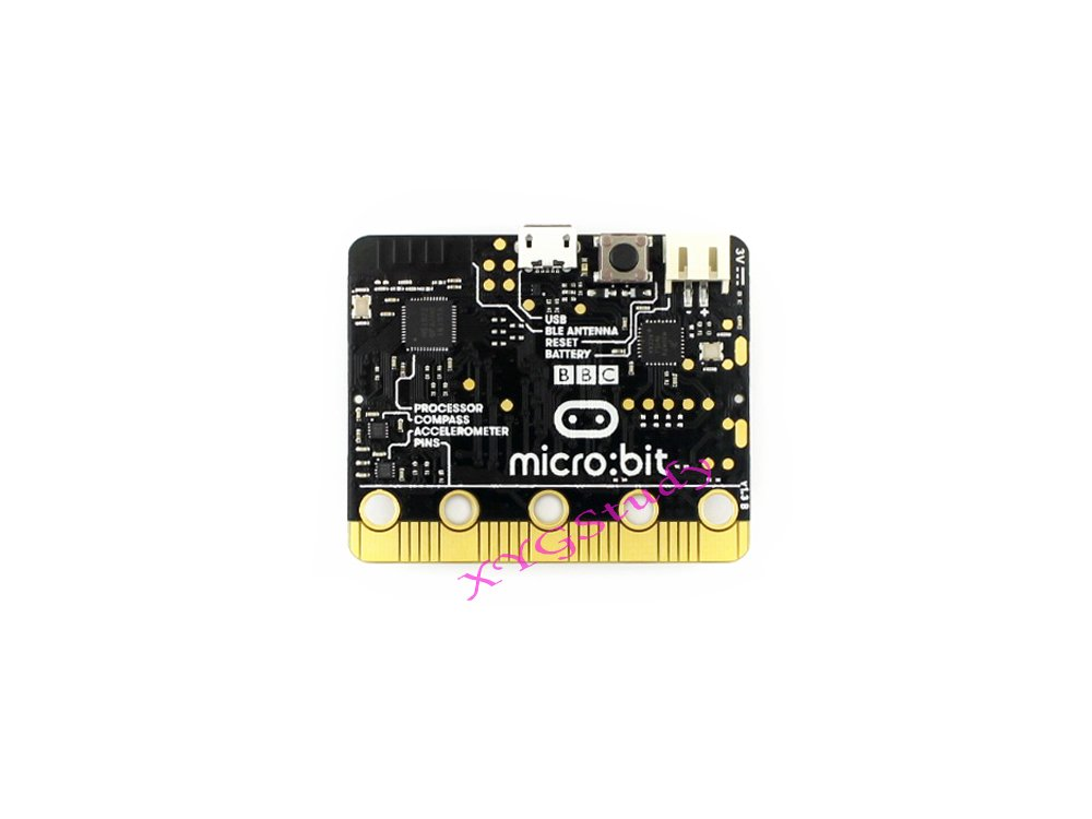 BBC micro:bit Pocket-sized Computer NRF51822 to learn programming for Kids  and Beginners mini PC @XYGStudy
