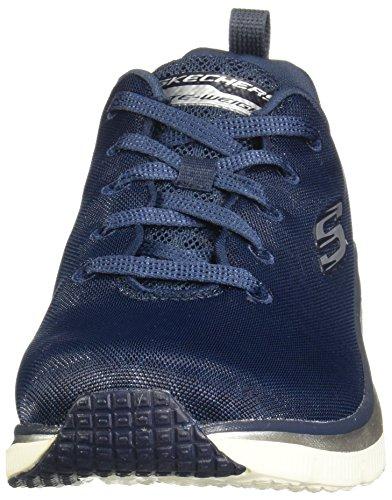 Skechers Marine Skechers Sneakers Femme 12712 Sneakers Femme Skechers Marine 12712 FX6qw1