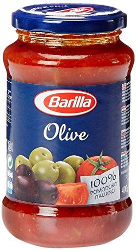 barilla olive sauce - 5