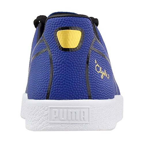 PUMA Men's Clyde Bball Madness Limoges 14 D US by PUMA (Image #2)