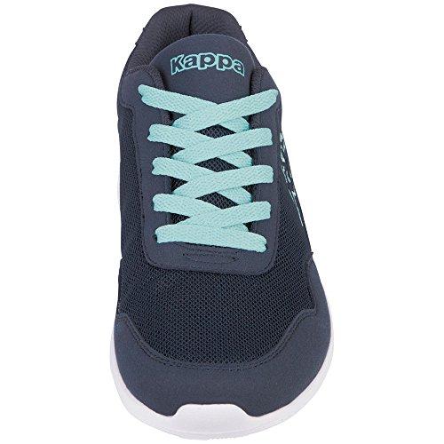 Kappa Unisex-Erwachsene Follow Sneaker, Pink (2114 Rosé/L´Grey), 41 EU