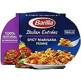 Barilla Mezze Penne With Spicy Marinara Sauce-9 oz