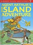 Agent Arthur's Island Adventures, Lesley Sims, 1580864635
