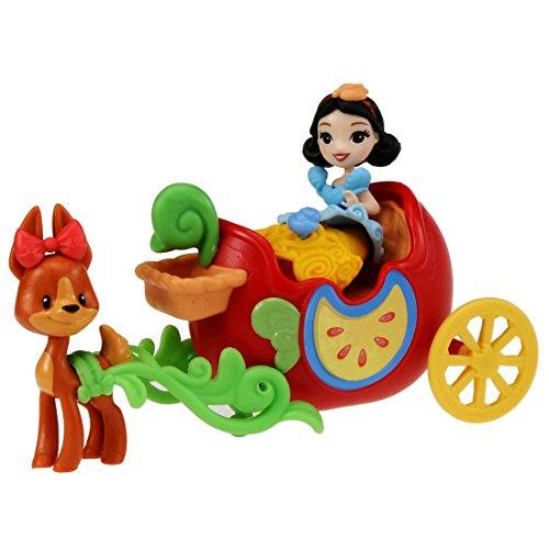디즈니 프린세스 리틀 킹덤 러블리 마차 백설 공주와 일곱 난쟁이