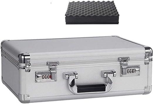 Cuadro Archivo portátil de Herramientas Organizador de Aluminio ...